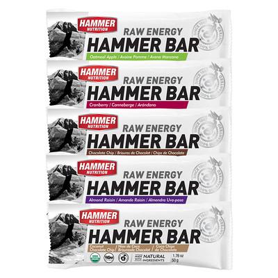 Hammer Bars Sports Nutrition For Endurance Athletes